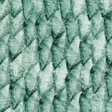 Coordonne Mermaid Tail Green Wallpaper