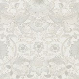 Morris Pure Lodden Chalk / Eggshell Wallpaper - Product code: 216030