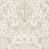 Morris Pure Lodden Ivory / Linen Wallpaper - Product code: 216031