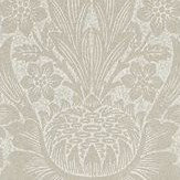 Morris Pure Sunflower Pearl / Ivory Wallpaper