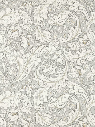 Morris Wallpapers Bachelors Button, 216050