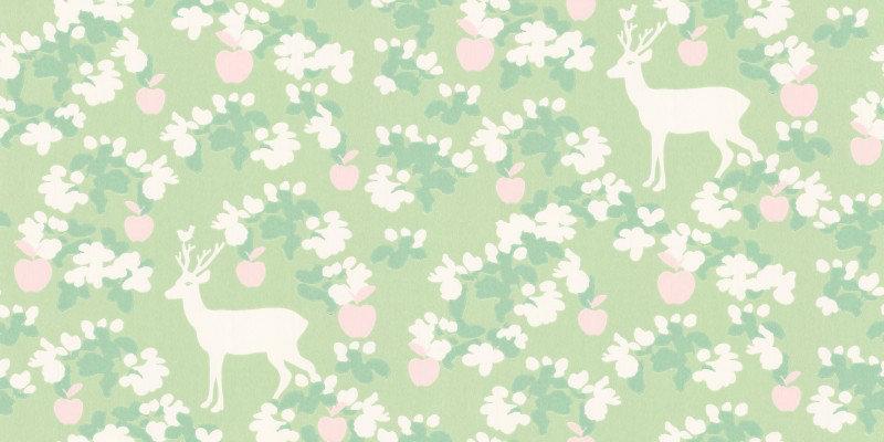 Image of Majvillan Wallpapers Apple Garden, 107-02