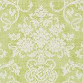 Thibaut Alicia Damask Citron Wallpaper