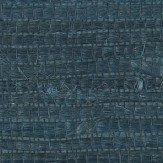 Ralph Lauren Ionian Sea Linen Indigo Wallpaper - Product code: LWP60703W
