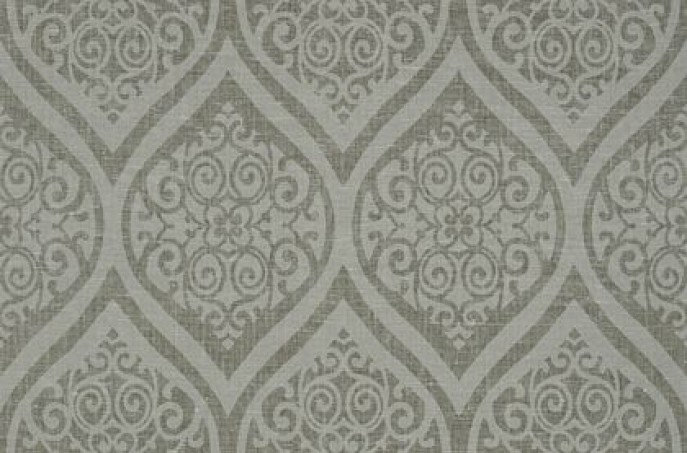 Tangiers By Thibaut Charcoal Wallpaper T89147