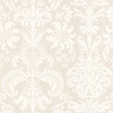 Thibaut Ashley Damask Pearl Wallpaper - Product code: T89172