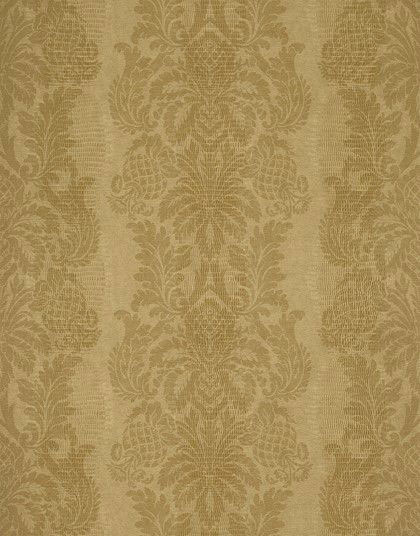 Thibaut French Quarter Damask Camel Wallpaper - Product code: T89110