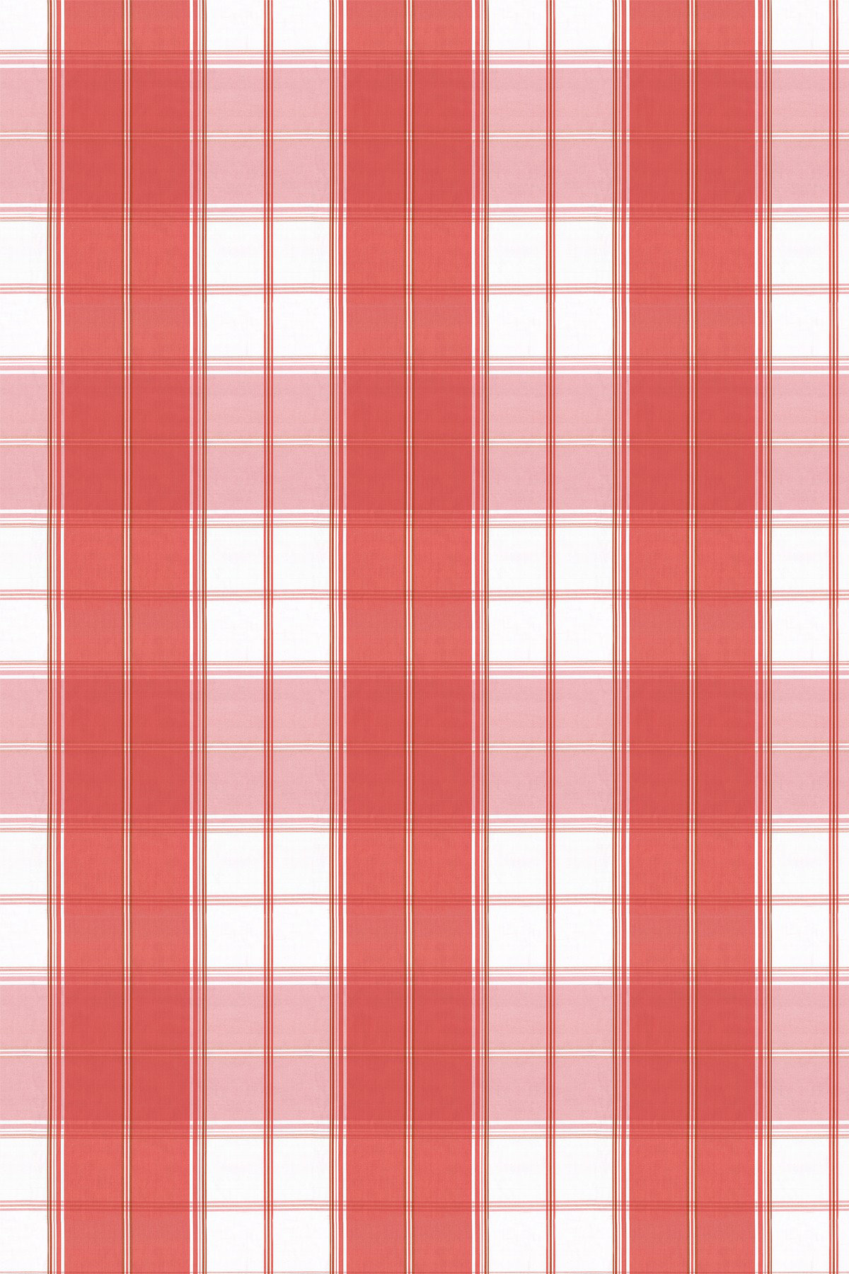 Image of Thibaut Fabric New England Plaid, W724310