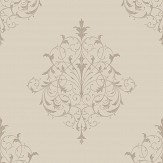 SketchTwenty 3 Filigree Taupe Wallpaper
