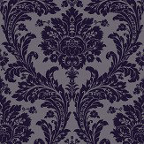 SketchTwenty 3 Grand Damask Royal Blue Wallpaper