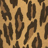 Ralph Lauren Aragon Flock Ocelot Wallpaper - Product code: LWP65400W