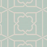 SketchTwenty 3 Trellis Teal Wallpaper