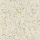 Ralph Lauren Old Hall Floral Slate  Wallpaper - Product code: PRL704/01