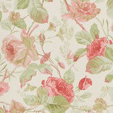 Ralph Lauren Marston Gate Floral Cameo Pink Wallpaper - Product code: PRL705/02