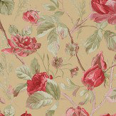 Ralph Lauren Marston Gate Floral Tea Wallpaper - Product code: PRL705/06