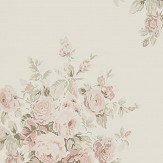 Ralph Lauren Wainscott Floral Antique Rose Wallpaper - Product code: PRL707/03