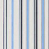 Ralph Lauren Basil Stripe Porcelain Wallpaper - Product code: PRL709/01