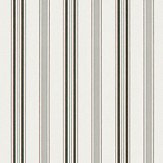 Ralph Lauren Basil Stripe Black  Wallpaper - Product code: PRL709/04