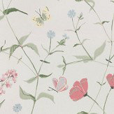 Sandberg Christophe White Wallpaper - Product code: 435-01