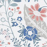 Sandberg Amelie Blue Wallpaper - Product code: 541-56