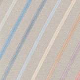 Harlequin Tresillo  Coral, Viola and Slate Wallpaper - Product code: 111434
