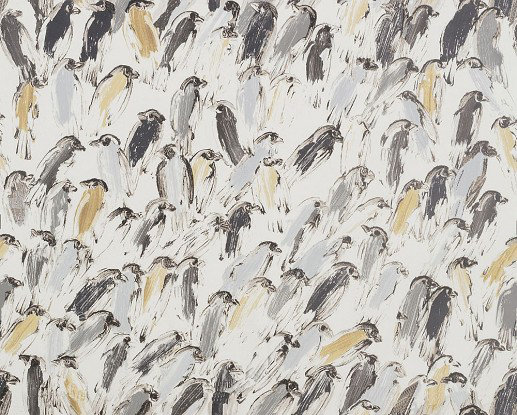 Image of Lee Jofa Wallpapers Hunt Slonem Finches, GWP-3412.116.0