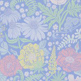 Sandberg Lisa Blue Wallpaper - Product code: 416-46