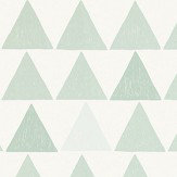 Sandberg Ture Duck Egg Wallpaper - Product code: 588-07