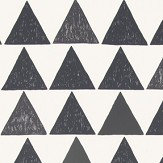 Sandberg Ture Black / White Wallpaper - Product code: 588-91