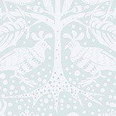 Sandberg Mika Duck Egg Wallpaper - Product code: 591-17