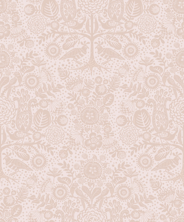 Sandberg Mika Pink Wallpaper - Product code: 591-24