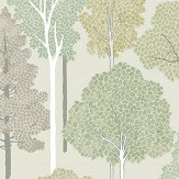 Arthouse Ellwood Green Wallpaper