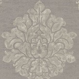 Sanderson Laurie Charcoal Wallpaper - Product code: 216270