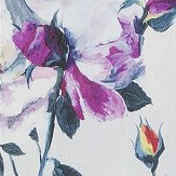 Designers Guild Couture Rose Fuchsia Wallpaper