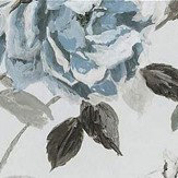 Designers Guild Couture Rose Graphite Wallpaper
