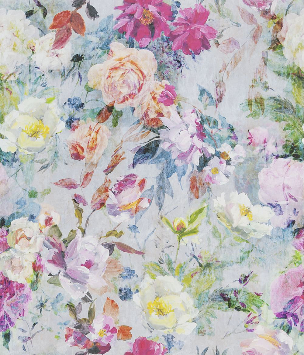 Designers Guild Marianne Fuchsia Wallpaper Product Code Pdg712 01