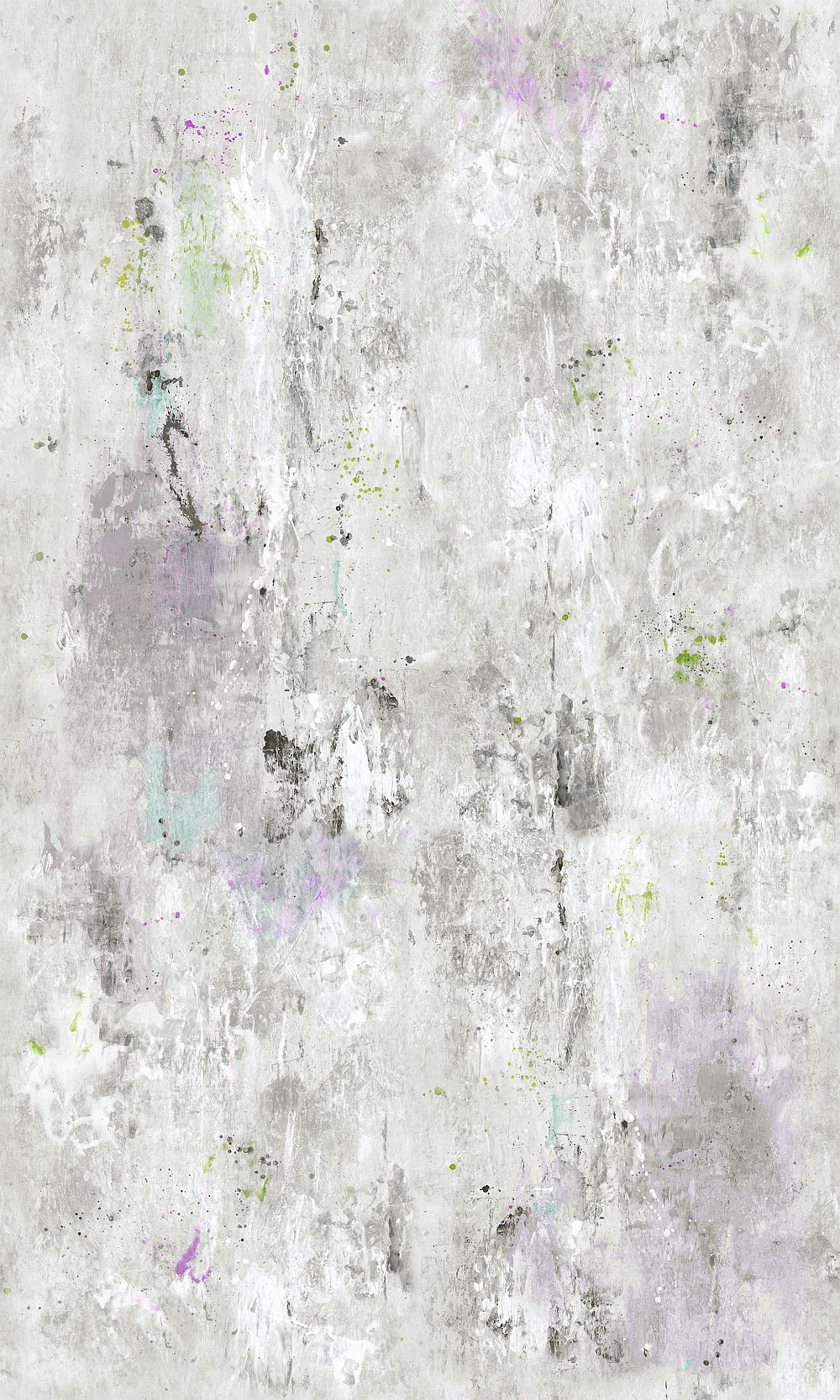 Corneille Mural - Amethyst - by Designers Guild