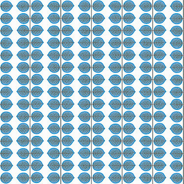 Boråstapeter Bersa Blue Wallpaper - Product code: 1752