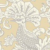 Cole & Son Balabina Vintage Yellow Wallpaper - Product code: 108/1001