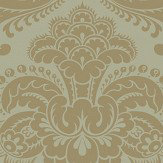 Cole & Son Carmen Khaki Wallpaper - Product code: 108/2006
