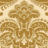 Cole & Son Carmen Gold Wallpaper - Product code: 108/2007