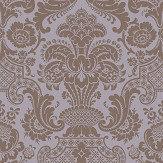 Cole & Son Petrouchka Lilac Wallpaper