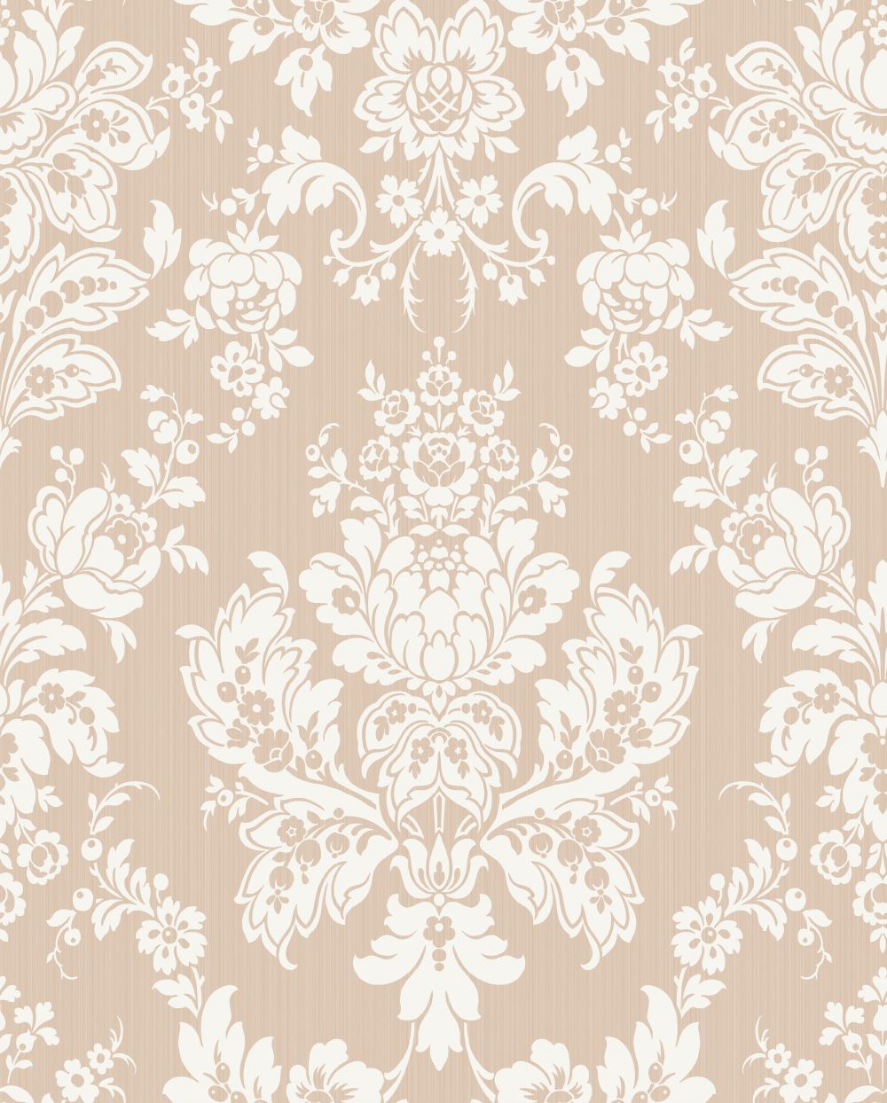Cole & Son Giselle Shell Pink Wallpaper main image