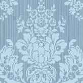 Cole & Son Giselle Blue Wallpaper