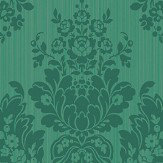 Cole & Son Giselle Forest Green Wallpaper