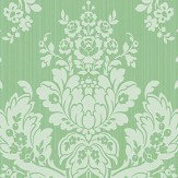 Cole & Son Giselle Leaf Green Wallpaper