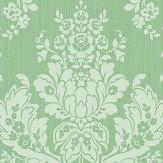 Cole & Son Giselle Leaf Green Wallpaper