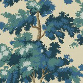 Sandberg Raphael Dark Blue Wallpaper - Product code: 444-66
