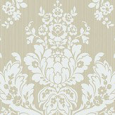 Cole & Son Giselle Old Olive Wallpaper