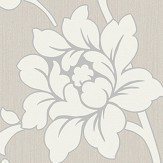 Arthouse Anya Motif  Cream Wallpaper